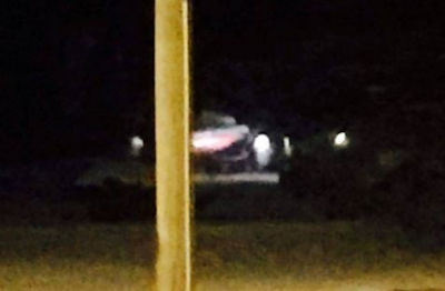 Possible Landed UFO Photographed in Illinois
