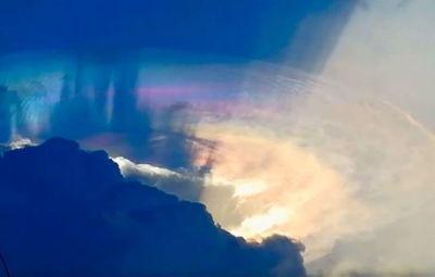 UFO over Philippines
