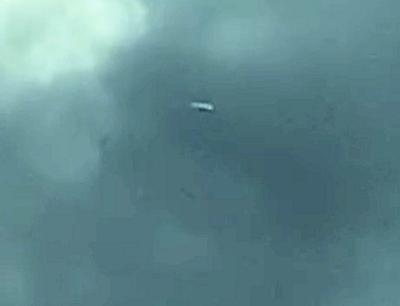 UFO over North Carolina