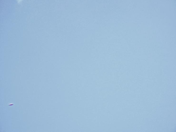 UFO over Devon, England