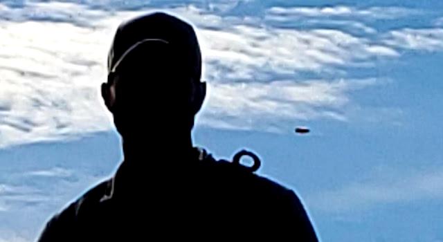 UFO over Riverside, CA
