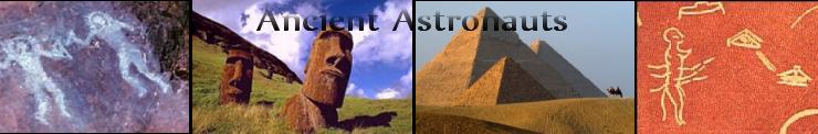 UFO Casebook, Ancient Astronauts