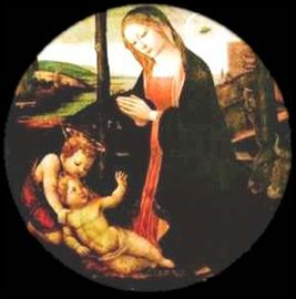 The Madonna with St. Giovannino
