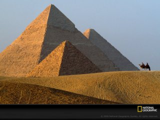 Egyptian Pyramid - Giza