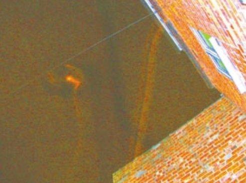 Has ufo visited bridlington u k photograph taken