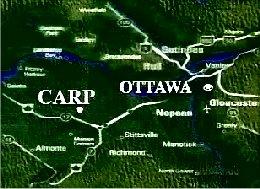 Carp Map