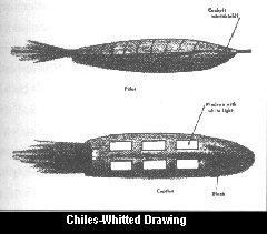 Drawing of UFO