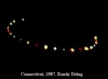 1985 Close Encounter On Interstate 84 Connecticut Ufo