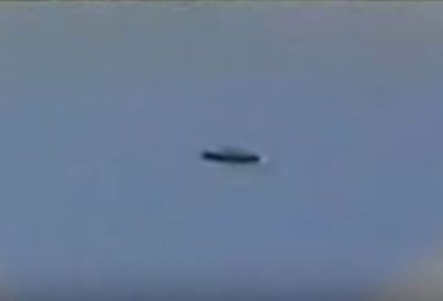 Rod Dickinson UFO Footage