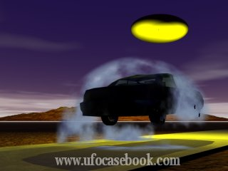 UFO Encounter, Eyre Highway