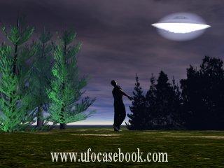 Depiction of UFO