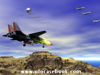Planes and UFOs