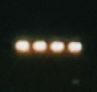 UFO over Rendlesham Forest