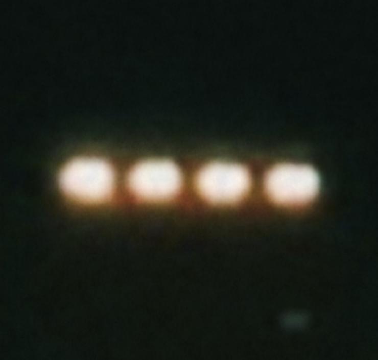 UFO near Rendlesham Forest