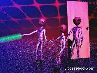 Depiction of Aliens