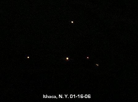 Ithaca, N Y