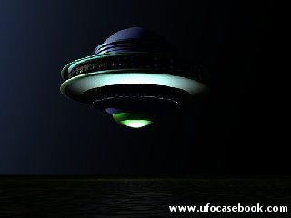 UFO over Stockton, California