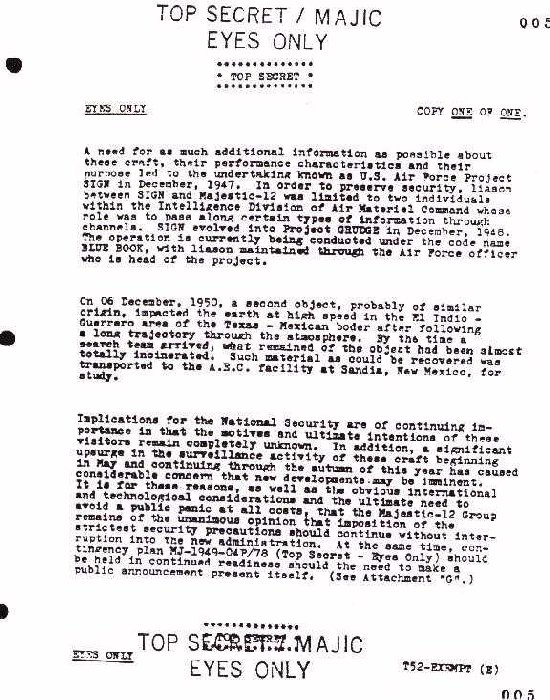 Is Bob Lazar telling the truth? , page 3