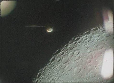 Apollo 16 unidentified object
