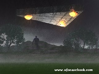 Triangle UFO Depiction