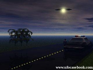 UFO Casebook Image-
