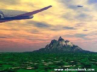 UFO Plane