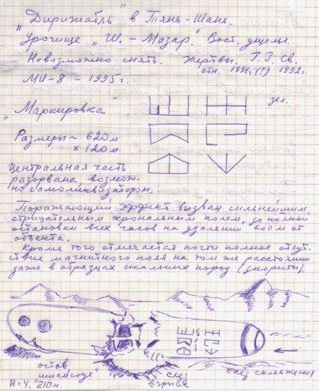 Drawing of Crash