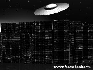 Depiction of a UFO