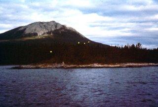 Tagish Lake UFOs