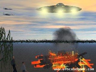 UFO-Texas