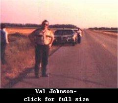 Sheriff Val Johnson