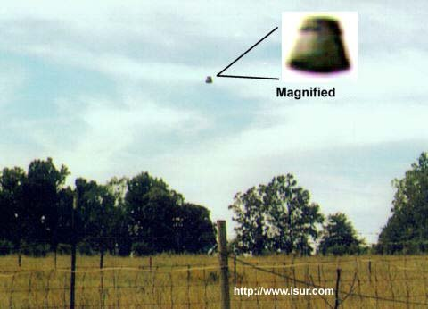 Photograph of UFO