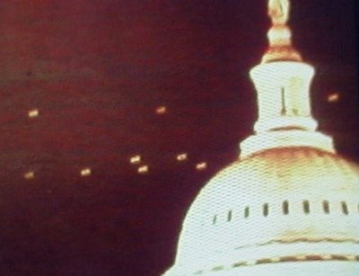 Photograph - Washington D.C. UFOs